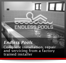Endless Pools - Complete installation, repair and servicing from a factory trained installer